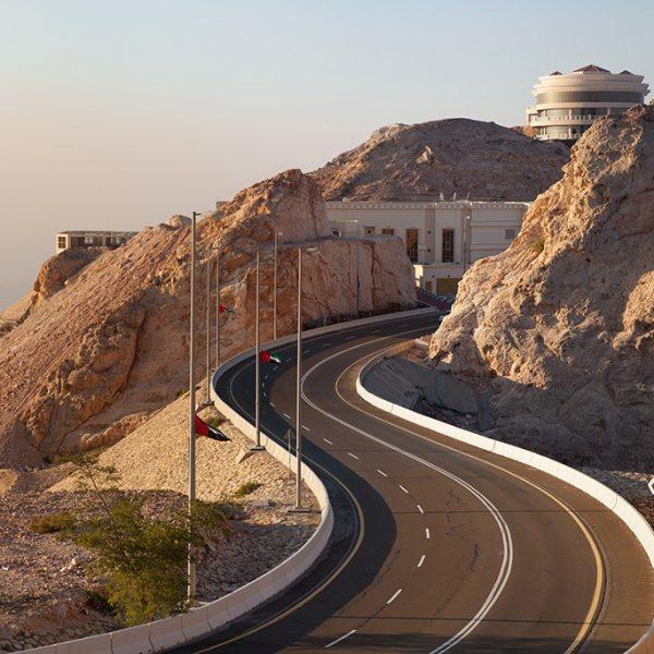 Jebel-Hafeet-road-Al-Ain